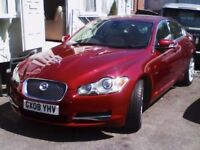 Jaguar XF year 2008