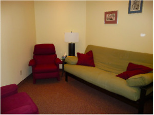 Psychotherapy Office Space for Sublet Evenings and Weekend