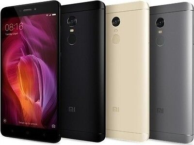 Xiaomi Redmi Note 4  Unlocked  Global Model  Dual Sim  5 5  Choose Your Color