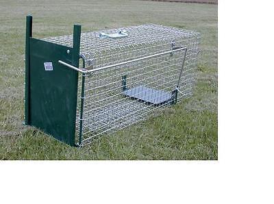 Trap Cage Creel Rat Rabbit Coypu Rat Very Best Dimension 60 X 22 CM
