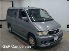 Mazda Bongo Friendee City Runner4 Campervan 2ltr Petrol