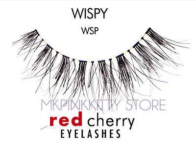 Red Cherry Lashes #WSP False Eyelashes 3PAIRS