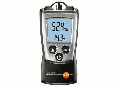 Control medicion digital analoDescatalogados - TERMOHIGROMETRO AMBIENTE 610