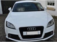 2012 Audi TT 1.8TFSI White - ** STUNNING CAR **