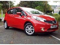 2014 Nissan Note 1.2 Acenta 5 door Petrol Hatchback