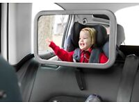 Alaboo Baby Back Seat Mirror - for sale, £10 (RRP £20)