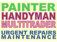 HANDYMAN / MULTITRADER Urgent Repairs Maintenance Services Snag Lists
