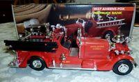 1937 Ahren-fox Firetruck Bank