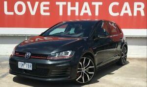 2014 Volkswagen Golf VII MY15 GTI DSG Performance Grey 6 Speed Sports Automatic Dual Clutch Preston Darebin Area Preview