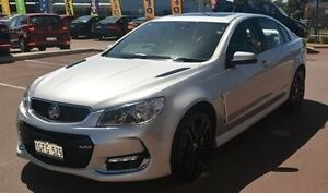 2016 Holden Commodore VF II MY16 SS V Redline Silver 6 Speed Manual Sedan Gosnells Gosnells Area Preview