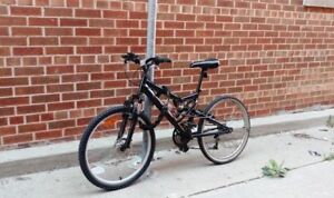 Double Shock Suspension Mountain Bike(small heights)