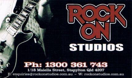 Rock On Studios Stapylton Gold Coast North Preview