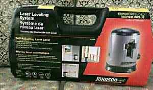 Laser Leveling system  .. MOVING SALE ... OBO