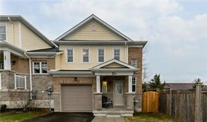 Modern Beautiful End Unit Townhouse For Rent in South Barrie