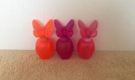 MARIAH CAREY SET OF 3 PERFUMES LIMITED EDITION PERFUMES