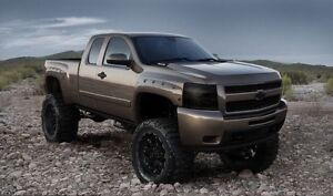CHEVY 1500 OFF-ROAD RIM & TIRE PACKAGES - New2You Tire!