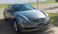2010 Infiniti G37x Coupe - Low Mileage