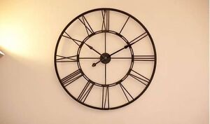 Large wall clock 101cm Earlwood Canterbury Area Preview