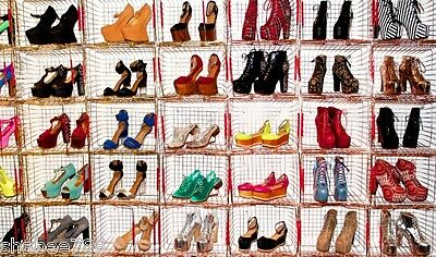 WHOLESALE LOT 250 Pair Womens Fashion High Heel Platform Wedge Pumps Boots shoes