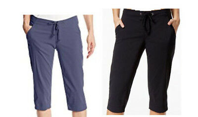 NEW COLUMBIA WOMEN'S ANYTIME OUTDOOR CAPRI, ALL SIZES - Outdoor Womens Capris