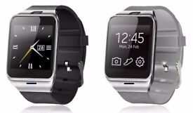 bluetooth smart watch() )(sim card phone mp3 sd card)camera apps(water resistant
