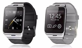 GV18 smart watch (can be linked with your smart phone)water resistant