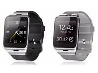 smart watch (can be linked with your smart phone)(sim card/ sd card)(water resistant free headphones