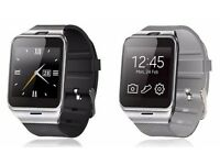 GV18 smart watch (can be linked with your smart phone)(sim card/ sd card)(water resistant)
