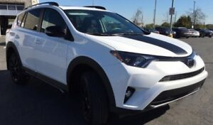 2018 rav4 xle(Trail) Lease transfer, 1700km