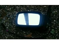 For sierra passenger side door mirror