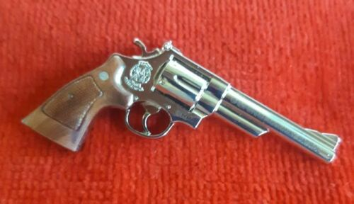 CALIFORNIA HIGHWAY PATROL S&W MODEL 68 COIN (ELA CHP LAPD POLICE NOT NYPD)