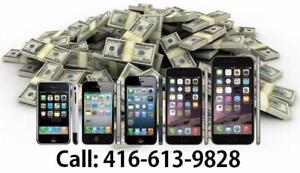 TOP OFFER FOR YOUR USED / BRAND NEW PHONES & IPADS . PAYING CASH