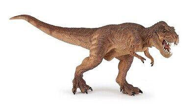 Tyrannosaurus T-rex Running Brown 2019 Dinosaur Papo Model Toy Figure