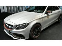 Mercedes benz 2015 c63 w204 conversion parts
