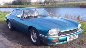 Jaguar XJS Celebration 4 Litre, Ideal have loads of fun investment.Ready for the car shows & meets