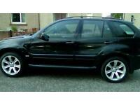 Bmw X5 le man's with lpg