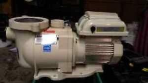 PENTAIR SUPERFLO VS (VARIABLE SPEED POOL PUMP #342001)