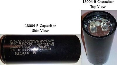 Genie Starting Capacitor 18004b, 18004-b Genie Motor Starting Capacitor 220vac