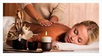 Massage thérapeutique et détente :55$/h