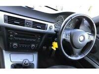 BMW 320D M SPORT - Black - FSH - Excellent Condition
