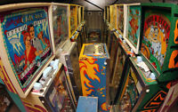 Paying Cash for unwanted pinball machines
