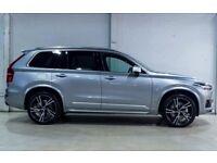 Volvo XC90 D5 POWERPULSE R-DESIGN AWD (grey) 2016
