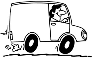 Delivery driver needed for a healthcare company