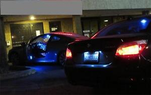 LED CAR LIGHTING
