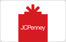 $100 JCPenney Gift Card For Only $92! - FREE Mail Delivery