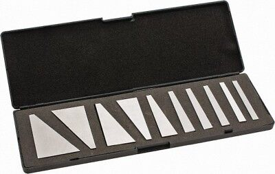 Value Collection 1 To 30deg Angle 3 Inch Long Steel Angle Block Set 0