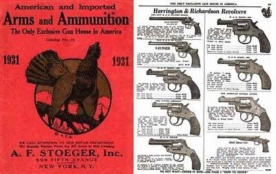 Stoeger 1941 Gun and Ammo Catalog