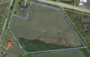 Land Development Opportunity in Consecon, Prince Edward County