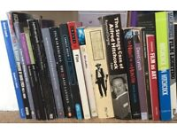 Large collection of Film books for sale
