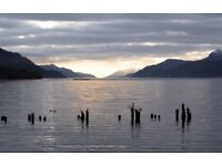 *** STAFF WANTED FOR A COUNTRY HOUSE HOTEL BESIDE BEAUTIFUL LOCH NESS .. ***